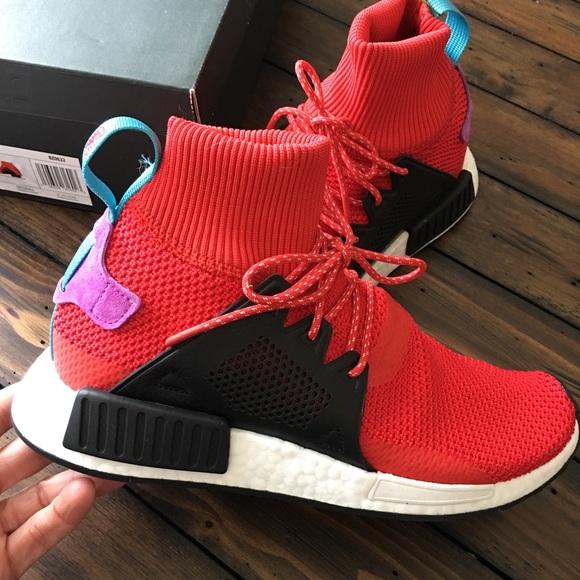 Adidas NMD XR1 Adventure Pack Scarlet ?? BNWT!! NWT